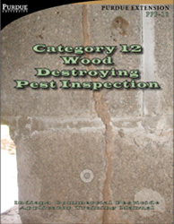 PPP-12 Wood Destroying Pest Inspection